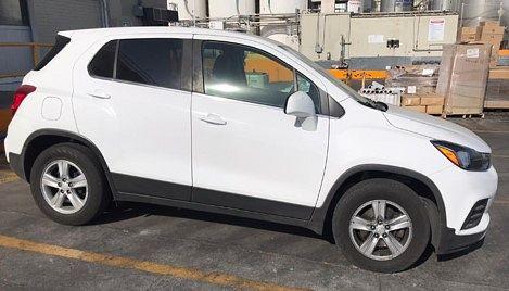 Automovil Chevrolet Trax B 2018