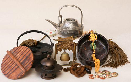 Group of Japanese Decorative Arts