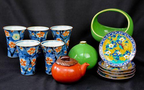 Group of Japanese Porcelain