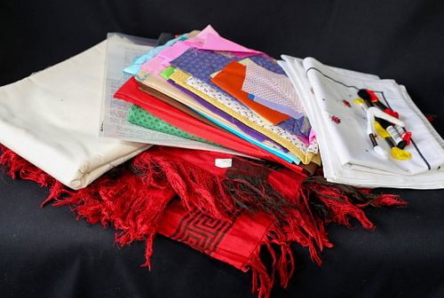 Crafting Textiles and Table Cloth