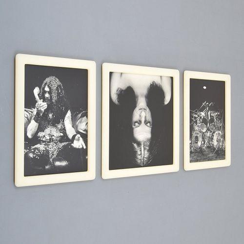 "Matthew Barney ""Cremaster 2"" Triptych, Signed Edition"