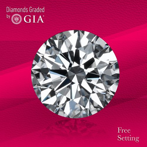 10.02 ct, G/VVS2, Round cut GIA Graded Diamond. Unmounted. Appraised Value: $2,300,000