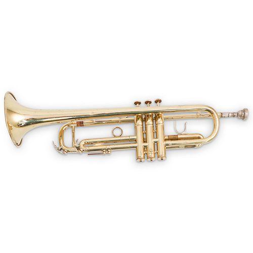 """Vintage """"F. Besson"""" Trumpet"""