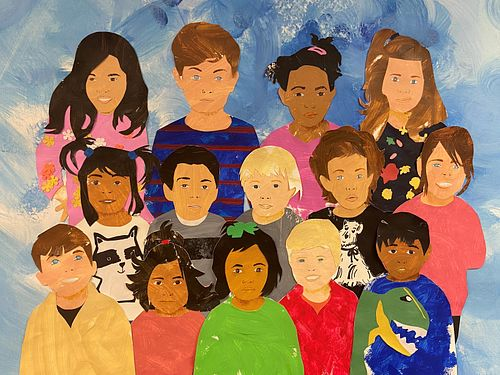 All of My Friends by Ms. Cherise Sistrunk's Class