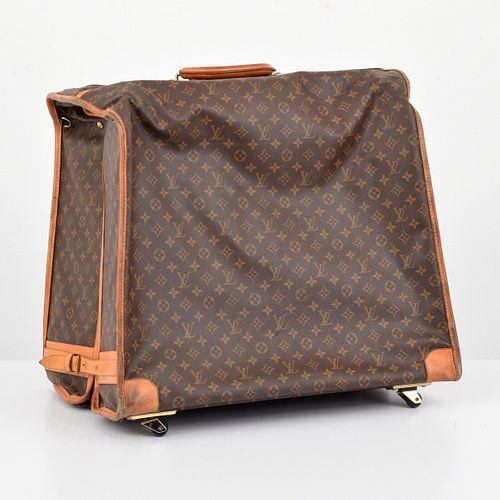 Large Louis Vuitton Monogrammed Garment Bag