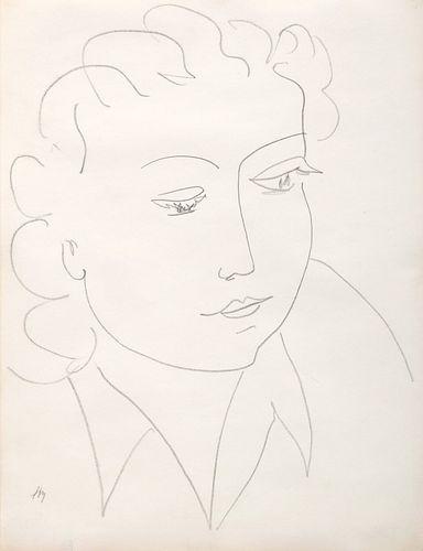 Henri Matisse Drawing