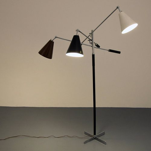 "Arredoluce ""Triennale"" Floor Lamp"