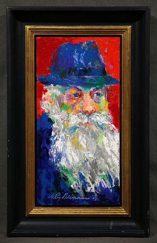 Portrait of Rabbi