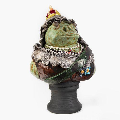David Gilhooly, Frog Victoria, 1974