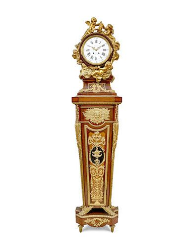 A Louis XVI Style Regulateur De Parquet By Garnier