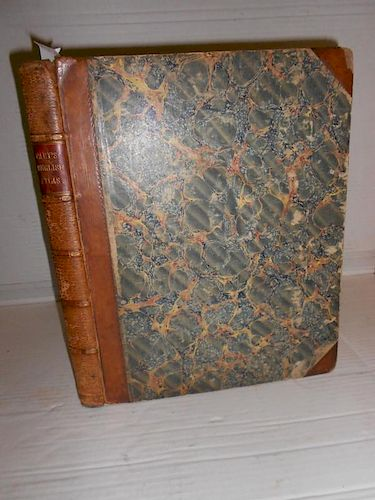 CARY (John) Cary's New and Correct English Atlas, 1787, 4to, engraved title and dedication, 46 engra