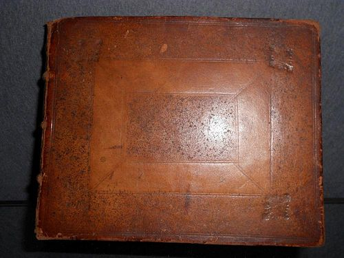 BROWN (George) Arithmetica Infinita Or The Accurate Accomptant's Best Companion, 1717-18, oblong 12m