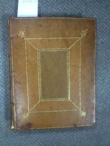 Various. The Book of Common Prayer, Cambridge 1768, 4to, bound with Psalms, contemporary panel calf