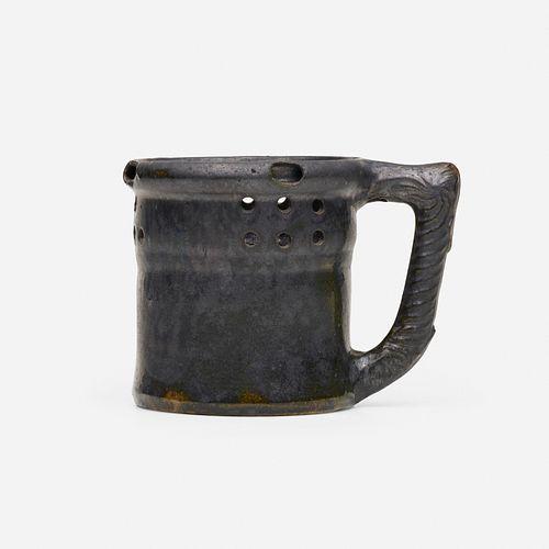 George E. Ohr, Puzzle mug