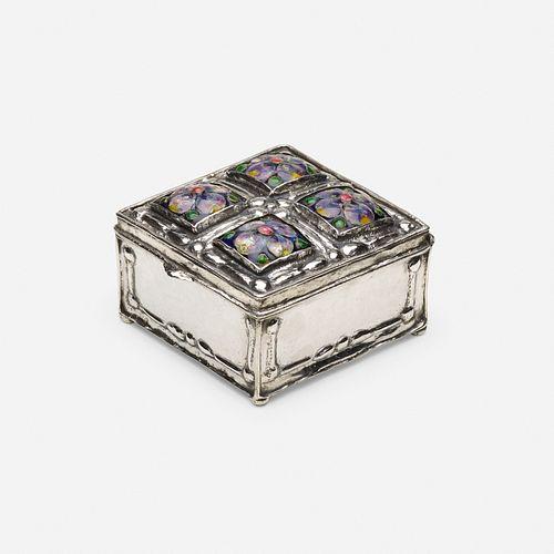 Elizabeth Copeland, Exceptional box