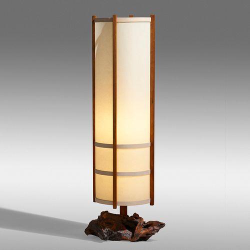 George Nakashima, Kent Hall floor lamp