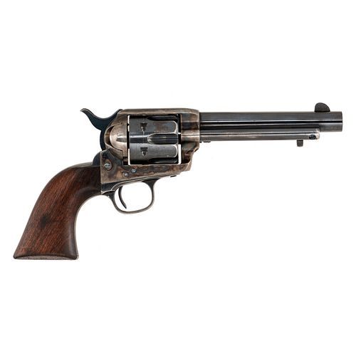 Colt Single Action Army Artillery Revolver Type II