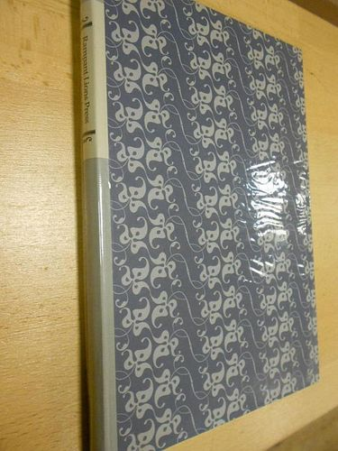 CARTER (W & S) The Rampant Lions Press Miscellany, 1988, no.53 of 185 copies, printed in colours; AR