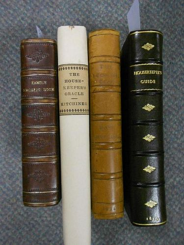SIMPSON (John) A Complete System of Cookery, 1816, 8vo, light foxing to prelims, uncut, original boa