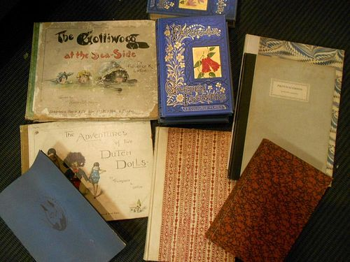 Literature, bindings. Various works, 19th and 20th century, condition varies; including some limited