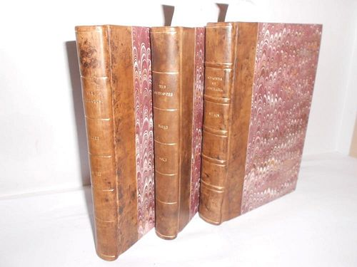 FRERE (Alice M.) The Antipodes and Round the World, in 2 vol., London 1870, 8vo, with 7 lithograph p
