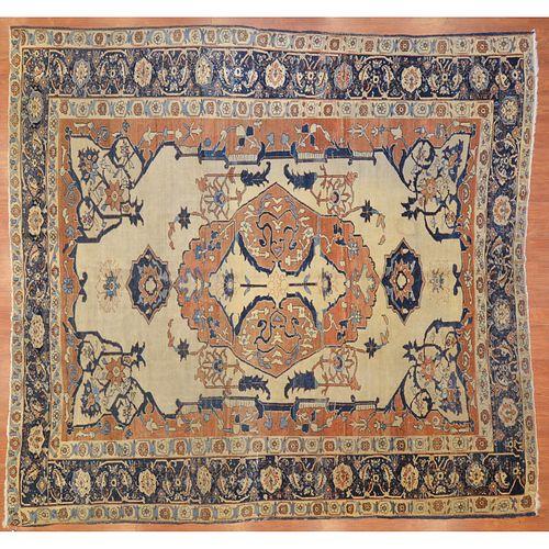 Serapi Carpet, Persia, 9.5 x 10.