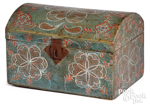 Compass Artist dome lid box