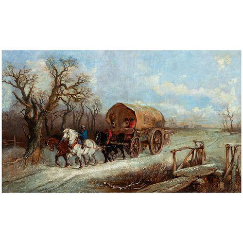 Alexis De Leeuw (Belgian, active 1848-1896)