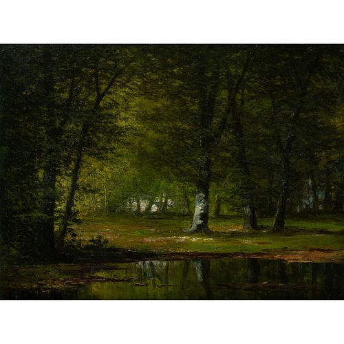 Carl Brenner (American, 1838-1888)