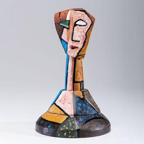 Italo Scanga (Italian/American, 1932-2001)