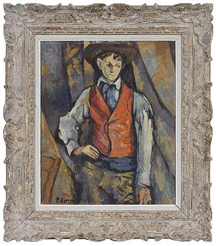 After Paul Cezanne