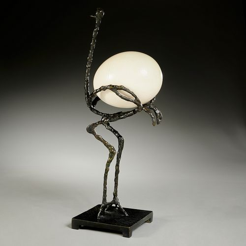 Diego Giacometti (after), bronze sculpture
