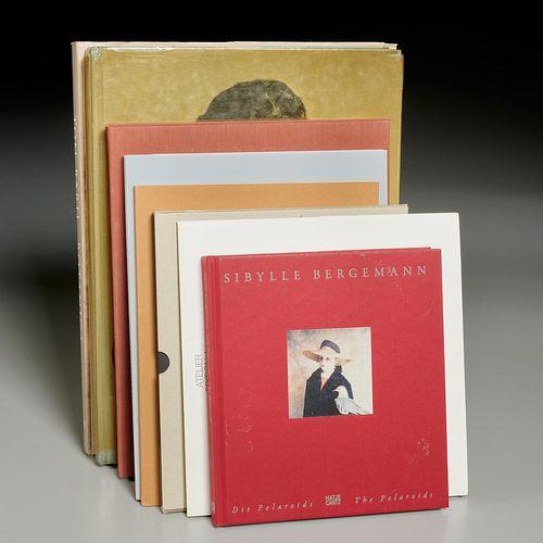 (8) Vols. Photography, incl. signed RIchard Avedon