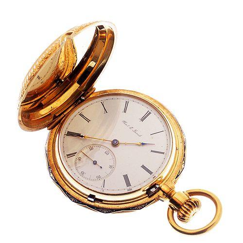 Charles Jacob French Pocket watch