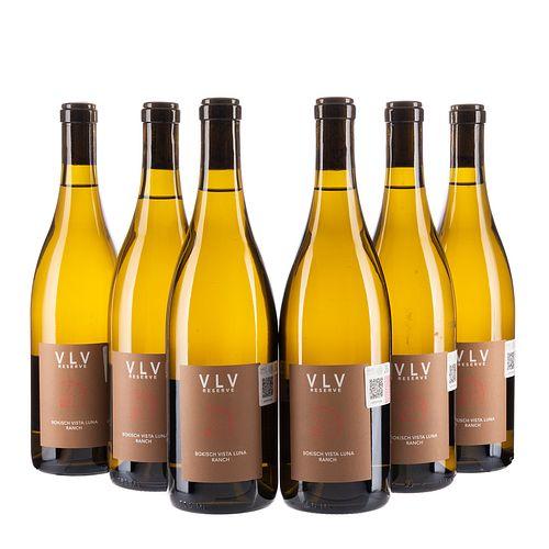 VLV. Reserva 2014. California, U.S.A. Piezas: 6. En presentaciones de 750 ml.