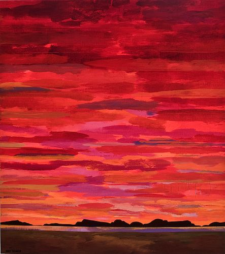 MARK BOWLES, Warmth of the Sky