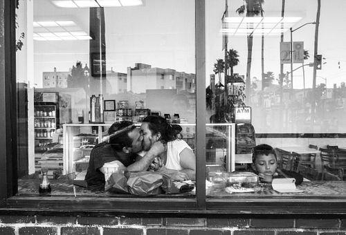 KARLOS RENE AYALA, Untitled (Chinese Food & Donuts window, 24th & Mission St., San Francisco, CA, United States)