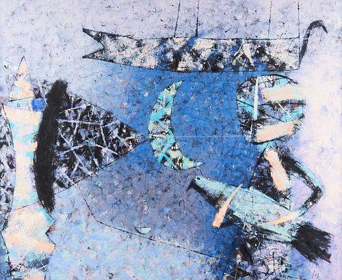 Marat Bekeyev Oil Painting