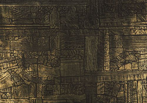 George Morrison Woodcut on Paper