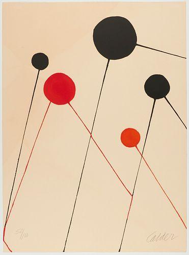 "Alexander Calder ""Balloons"" Print"