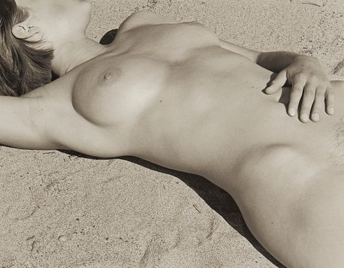 """Craig Blacklock """"A Voice Within"""" Nude Photograph - Plate 15"""