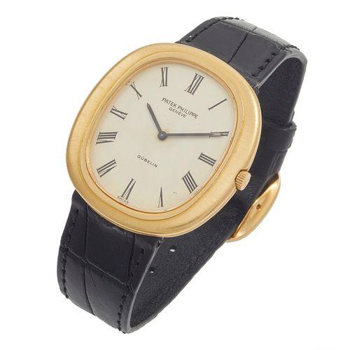 Gent's Patek Philippe Gubelin, Ref. 3589, 18k Wristwatch