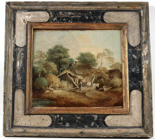 Attr. Thomas Gainsborough (English, 1727-1788)
