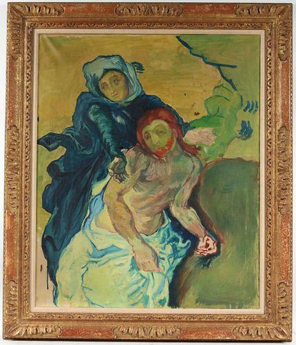 Attr. to Vincent Van Gogh (Dutch, 1853-1890)