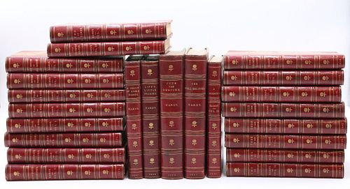 23 Volumes of Works by Thomas Hardy