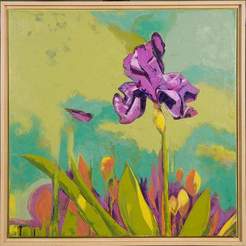 Jane Parsons, Iris