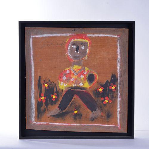 Jimmy Lee Sudduth Painting