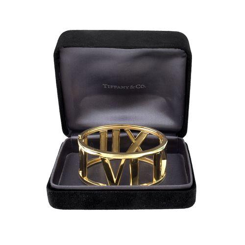 Tiffany & Co 18K Atlas Bracelet
