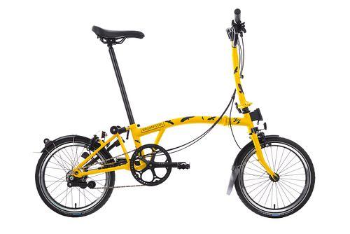 Taylor Hawkins x Crew Nation Brompton Bike