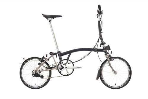 Enrique Iglesias x Crew Nation Brompton Bike